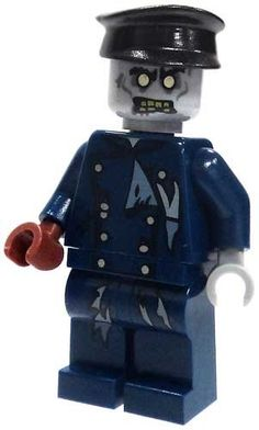 ZOMBIE DRIVER- Lego Monster Fighters- Vampire Hearse Figure: This item is in mint condition, stands about tall. Awesome Lego, Cool Lego, Zombie Driver, Lego Boards, Lego People, Lego Minifigure, Darth Vader, Mint, Amazon