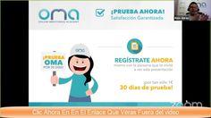 Presentación Oficial Oma por el Ceo Rixio Abreu