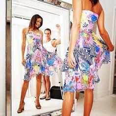 Shan Lily Pulitzer, Strapless Dress, Swimwear, Dresses, Fashion, Swimsuit, Strapless Gown, Moda, Vestidos