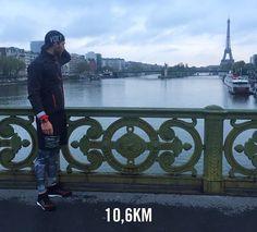 Very. Very. Early morning run. Last one with @annedubndidu for a while We Run Paris. #FrenchFuel #NeverNotRunning #werunparis #igrunners #instarunners #runparis #paris #voltandfast #voltrunners #adidasrunning #bostonboost #running #runtheworld #runningculture #runningcommunity #morningrun #runlovers by frenchfuel