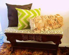 DIY Home Decor: DIY Pillowcase