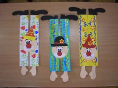 Elementary school Dačice - Preparation for carnival Clown Crafts, Circus Crafts, Carnival Crafts, Circus Birthday, Circus Theme, Diy For Kids, Crafts For Kids, Theme Carnaval, Coloring Games For Kids