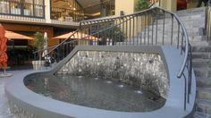 Water feature @ Cape Quarter Food Court Table Mountain, Main Attraction, Food Court, Most Beautiful Cities, Cape Town, Water Features, South Africa, African, City
