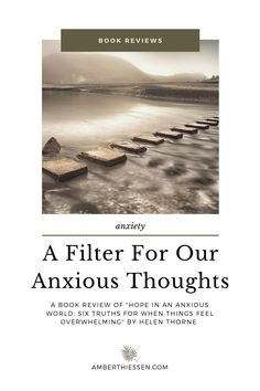 Fears, racing thoughts, and worries are increasingly prevalent these pandemic days, whether you previously struggled with anxiety or not. We want to look at the lies our anxiety causes us to believe, and what God has to say in response. Check out this book review about anxiety in the Christian life and find encouragement for your Christian living and spiritual growth. Christian Wife, Christian Living, Christian Quotes, Inspirational Blogs, Anxiety Causes, Identity In Christ, Christian Encouragement, Best Blogs, Health Education