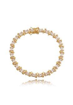 pulseira-dourada-riviera-joias-classicas-zirconias-brancas