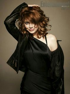 The stunning transformation of Emma Stone – Celebrities Woman Emma Stone Hair, Actress Emma Stone, Divas, Woman Crush, Girl Crushes, Beautiful People, Beautiful Women, Stunningly Beautiful, American Actress