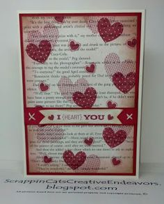 Whooo's Your Valentine Card