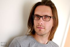 Steven Wilson, pic by Paul Duane. Check his interview also!