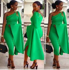 2020 Elegant South African Mermaid Short Cocktail Dresses One Shoulder Tea Length Abendkleider Prom Dresses Formal Evening Gowns Cheap Elegant Dresses, Trendy Dresses, Sexy Dresses, Beautiful Dresses, Casual Dresses, Dresses For Work, Formal Dresses, Wedding Dresses, Dresses Dresses