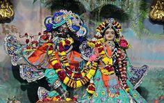 ISKCON Delhi Shringar Darshan