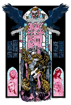 GigPosters.com - Eagles Of Death Metal - Answer, The