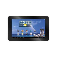 """Tablet Pad 7"""" pollici dual core android 4.1. nero Android 4, Core"""