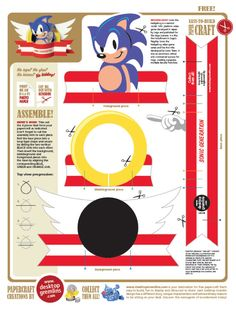 Blog_Paper_Toy_papertoy_Sonic_template_preview.jpg 610×803 pixels