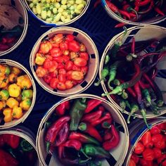 #farmersmarketnyc - Union Square Greenmarket via kristinticestudeman on Instagram