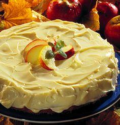 Vi feirer den norske eplehøsten med en amerikanskinspirert kakeoppskrift.