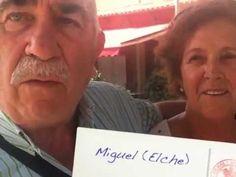 Miguel Tripiana y María de Elche son dos de los ganadores de nuestro concurso en 2012. También puedes escuchar la opinión de Marga Mondejar de Palma de Mallorca, ganadores de unas mini vacaciones en Costa Blanca.