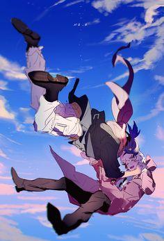 Nezumi x Shion,NezuShi ♥,NO.6.......anime