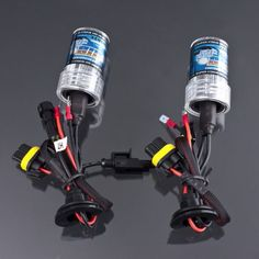 2X+HID+Xenon+Car+Auto+Headlight+Light+Lamp+Bulb+Bulbs+H7+6000K+12V+35W+3000LM+DB
