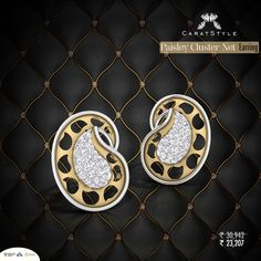 Buy your first #diamonds with caratstyle, they will always stay by yourside.  #earring #jewelry #fashion #lifestyle #style #caratstyle #gold