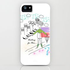 #Doodle #love #forher iPhone & iPod Case by famenxt - $35.00