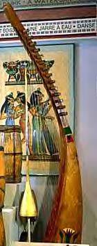 wonderful site about Egyptian Music instrument. Egyptian Kings, Egyptian Pharaohs, Ancient Egyptian Art, Ancient History, Ancient Egypt Civilization, Ancient Music, Sumerian, Archaeology, Musical Instruments