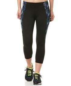 Caviar Exceed Capri Leggings by C&C California