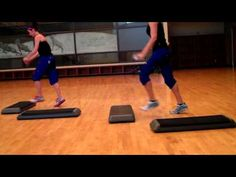 Breakdown Combo 1 - DB Step (3-8-12) - L shape, end Pinwheel.MP4 - YouTube