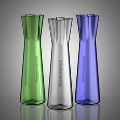Carafe designed for serving tap-water in London's restaurants, bars and hotels. Product Design #productdesign