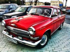 GAZ 21 (Volga)