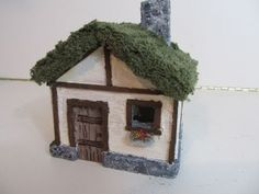 This is a tutorial on how to make a medieval style building. Cute fairy home