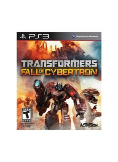 Transformers: Fall of Cybertron - PS3