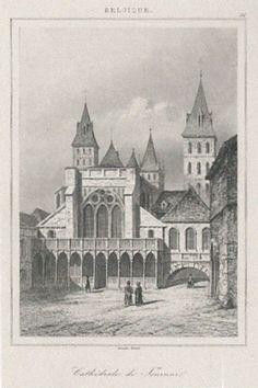 Tournai et ses églises