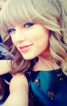 Taylor Swift- she seems like such a nice girl. I don't really understand why people hate her so much. I'm not a very big fan of her music, but she does have a good voice. I honestly think people should grow up and stop calling her names because of the number of ex's she's had @Ameera David David Malik