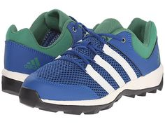 adidas Outdoor Kids Daroga Plus (Little Kid/Big Kid) Equipment Blue/Chalk White/Blangreen - Zappos.com Free Shipping BOTH Ways