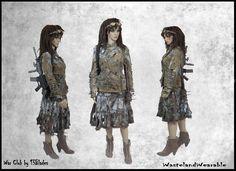 Post APOCALYPTIC JACKET Mad Max Fury Road Coat Fallout Fashion Tattered Size MEDIUM  Zombie Jacket Wasteland Fashion by WastelandWearable by WastelandWearable on Etsy
