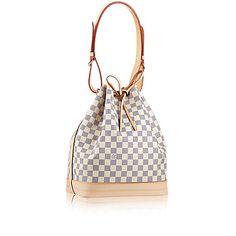 Noé Damier Azur Canvas - Handbags | LOUIS VUITTON