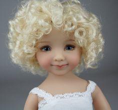 Редкая улыбающаяся кукла Дианны Эффнер Ариэль, роспись Geri Uribe / Коллекционные куклы (винил) / Шопик. Продать купить куклу / Бэйбики. Куклы фото. Одежда для кукол
