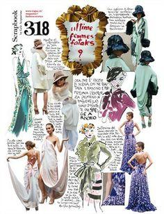 Lele Acquarone, Vogue Italia, October 2011 (n. 734), p. 318