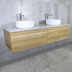 Buy Eden Timber Wall Mount Vanity Cabinet without Top from Highgrove Bathrooms. Leaders in bathroom, kitchen and wet area design. Gorgeous Bathroom, Floating Bathroom Sink, Wall Hung Vanity, Timber Vanity, Timber Walls, Wooden Vanity, Wall Mounted Vanity, Vanity Cabinet, Bathroom Design