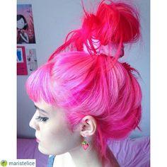 pokkuru & @maristelice || brincos morango | strawberry miniature earrings