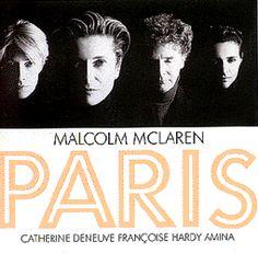 Malcolm McLaren - Paris (1994)  5. Jazz Is Paris ***** 10. Driving Into Delirium ****