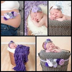 Maternity Sash/Belly Band/Photo Prop/Gender by MyDaughtersBowtique, $45.00