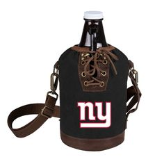 Growler Tote with Growler -