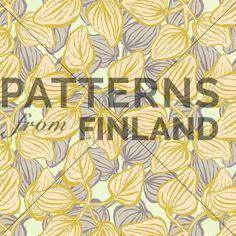 Ratamo by Kahandi Design   #patternsfromagency #patternsfromfinland #pattern #patterndesign #surfacedesign #kahandidesign