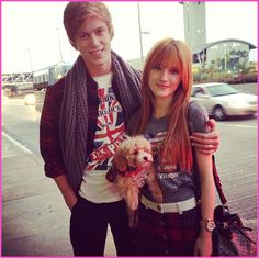 Bella Thorne And Tristan Klier Are In Chicago This Weekend