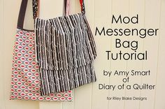 ~ Tutorial: Mod Messenger Bag ~