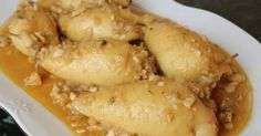 Calamares rellenos, deliciosa receta tradicional.