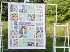 Patch the Giraffe: Quilts 2014 - Joel Dewberry