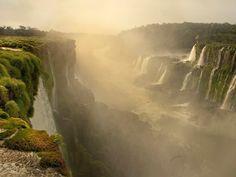 Waterfalls to Add to Your Bucket List: Iguazu Falls