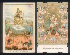 Madonna del Carmine e Anime del Purgatorio